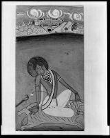 Shiva On A Tiger Skin