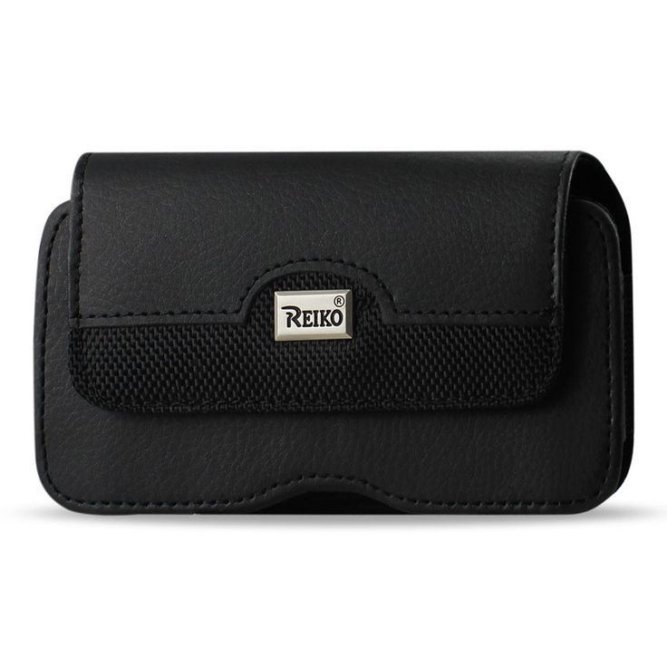 HORIZONTAL POUCH PALM TREO 650 BLACK (WITH RETAIL PACKAGE)