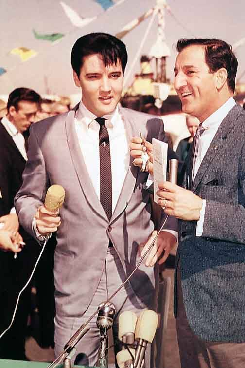 "Elvis - One of Elvis' favorite charities was St. Jude's Hospital for children in Memphis. In June 1957, Elvis appeared on stage with hospital benefactor Danny Thomas at the ""Shower of Stars"" benefit show at Russwood Park in Memphis. Then, in 1964 Elvis purchased Franklin Roosevelt's yacht, the Potomac, for $55,000 and presented it to Danny Thomas to be auctioned off, with benefits going to St. Jude's Hospital."