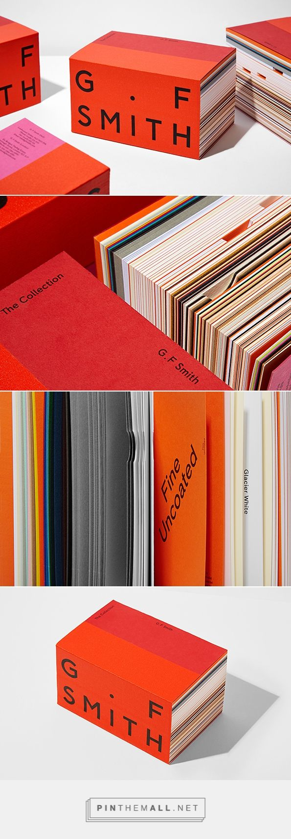 Made Thought celebrates every paper in the G . F Smith collection