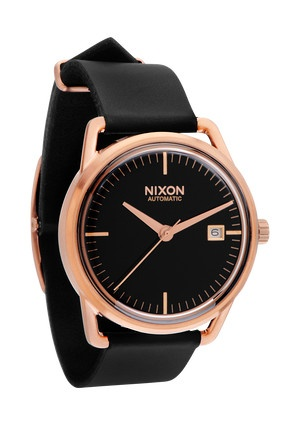 The Mellor Automatic: 1, watch by Nixon