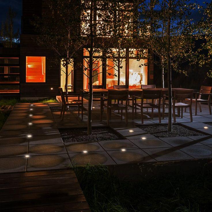die besten 17 ideen zu bodeneinbaustrahler auf pinterest bodeneinbauleuchten led. Black Bedroom Furniture Sets. Home Design Ideas