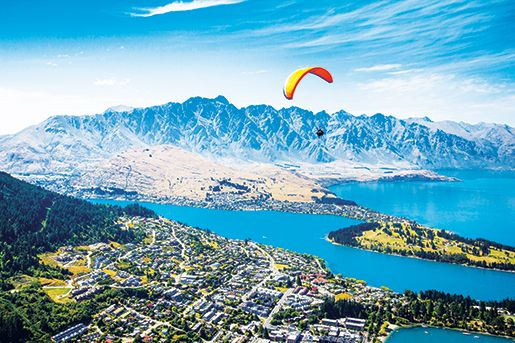 Vacations & Travel Magazine - NZ - The Finer Things in Queenstown