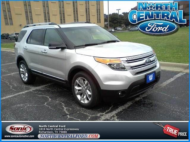 Need more room than your average car? The 2014 Ford Explorer could be perfect for you! #Ford #Explorer #2014 #NorthCentral #Dallas #Richardson #TX
