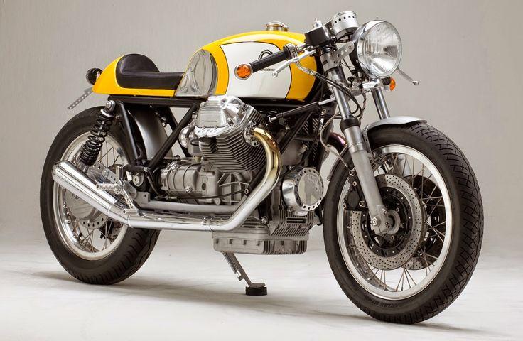 V2 GUZZI Motorcycle Lifestyles: December 2014