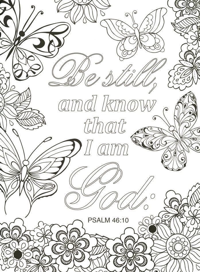 Faith & Fashion Coloring Book, Volume 1 | Bible verse coloring