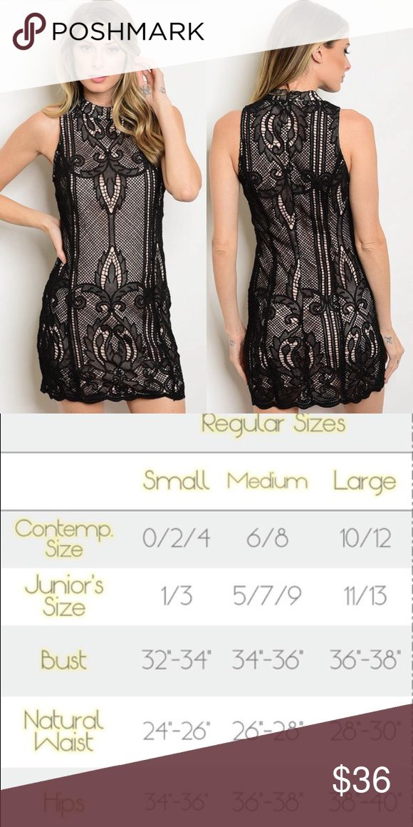 Lace dress vancouver 34