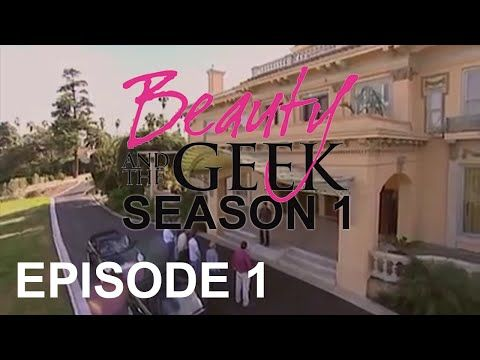 Beauty And The Geek Season 1 Episode 1 Youtube Beauty And