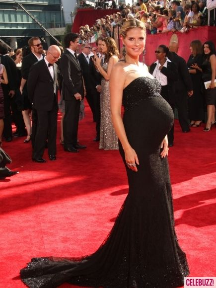 8 Months Pregnant? - The Hollywood Gossip