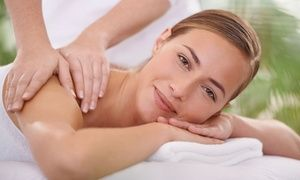 Groupon - $ 49 for a One-Hour Full Body Aromatherapy Massage and a 30-Minute Herbal Steam Foot Spa, Northbridge at ($115 Value) in Northbridge. Groupon deal price: $49