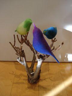 Stilling: Vilten vogels, kippen en nog veel meer.
