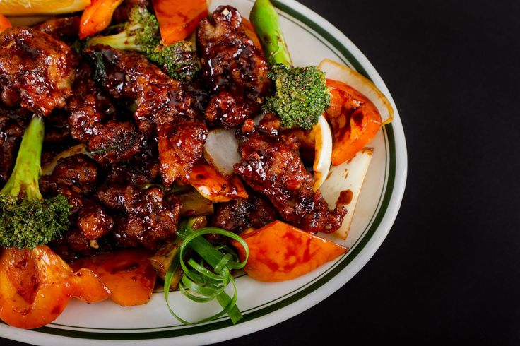 General Tsos Chicken - named after General Tso himself, General Tsos Chicken is based on an authentic Hunan recipe.
