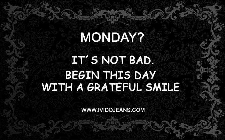 Good morning #IvidoGirls. Begin this #Monday with a grateful #Smile and do what you really love. #IvidoQuotes #TellMeSomething #LaFashion #Vancouverfashion