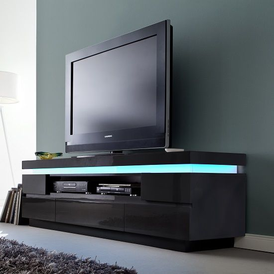 14 best TV stand images on Pinterest Tv stands, Tv units and - tv grau beige