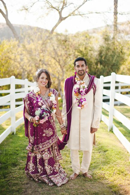 California Fusion Hindu Wedding by Tyler Branch Photo - 2 - Indian Wedding Site Home - Indian Wedding Site - Indian Wedding Vendors, Clothes, Invitations, and Pictures.