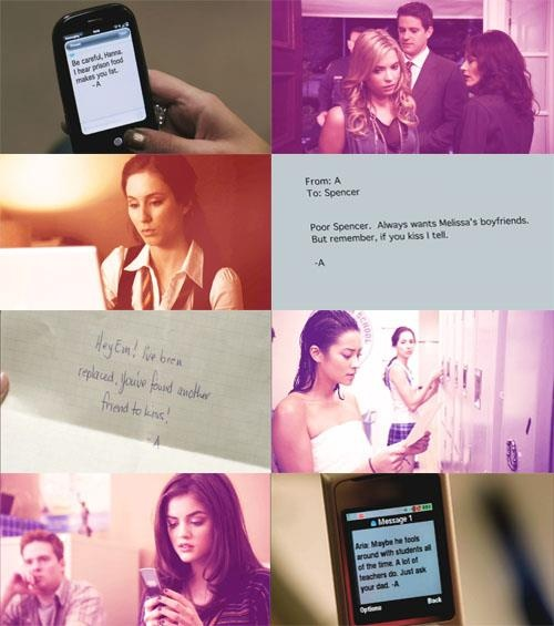 PLL. First message!