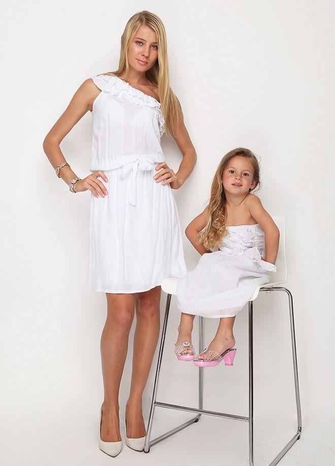 Moda: Anneler ve Kızları Elbise Markafoni'de 89,99 TL yerine 29,99 TL! Satın almak için: http://www.markafoni.com/product/4402872/
