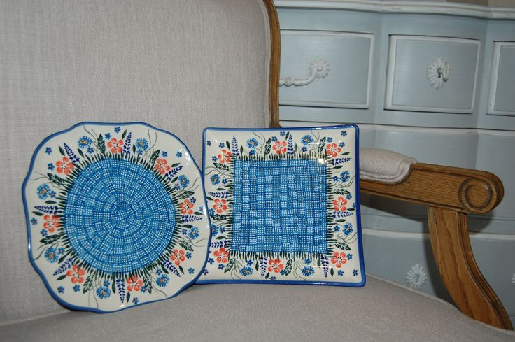 Spring. Provence. #посударучнойработы #керамикаручнойработы #посуда #ceramics #pottery #polishpottery ceramic tableware | pottery | polish pottery | boleslawiec | посуда | керамическая посуда | польская керамика | польская посуда | болеславская керамика | керамика
