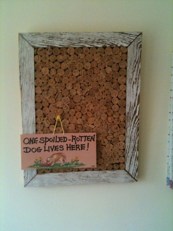 Another corkboard perfect for a gift
