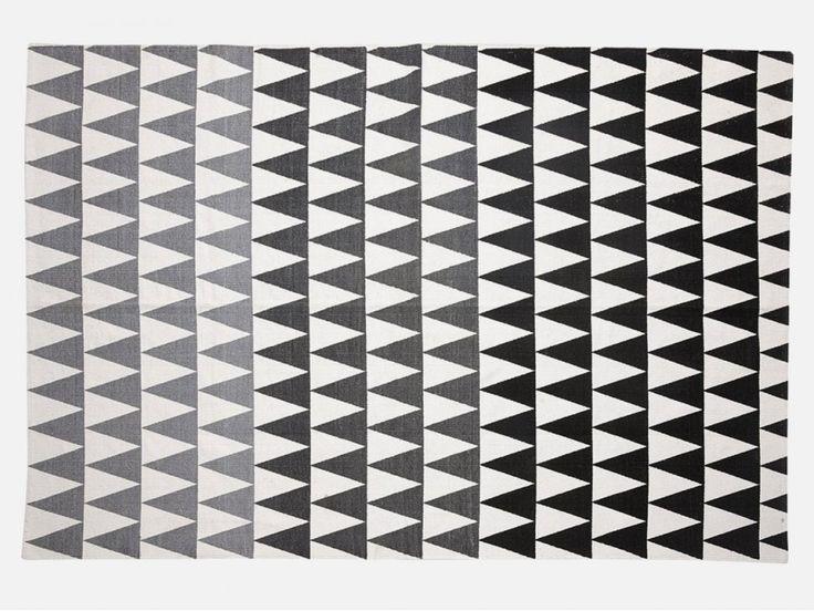 Dywan Pattern I — Dywany Hübsch — sfmeble.pl