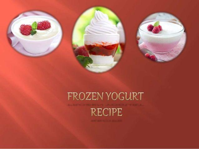 Enjoy Your Favourite #frozenyogurt Dessert provided by #FrozenyogurtAustralia