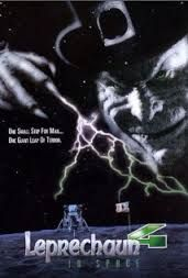 Just Mad about the Movies: Leprechaun 4: In Space (1996)