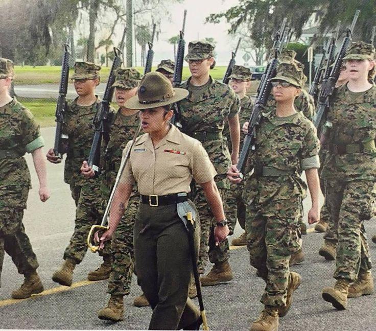 SDI GySgt L. Carter, USMC Platoon 4010, Jan-Apr 2003 ...