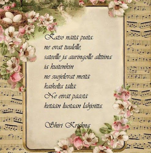 Runoja Naiselle