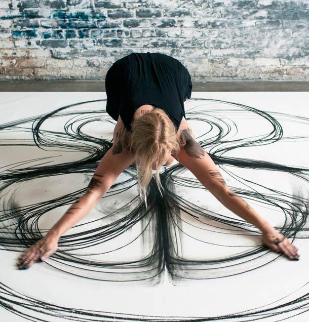 Emptied Gestures – Mouvement et créations corporelles
