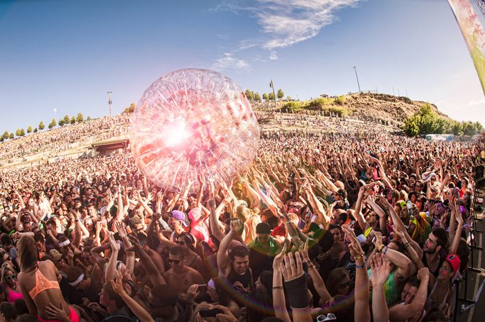 Paradiso Festival at The Gorge Amphitheatre