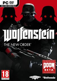 Okładka Wolfenstein: The New Order (PC)