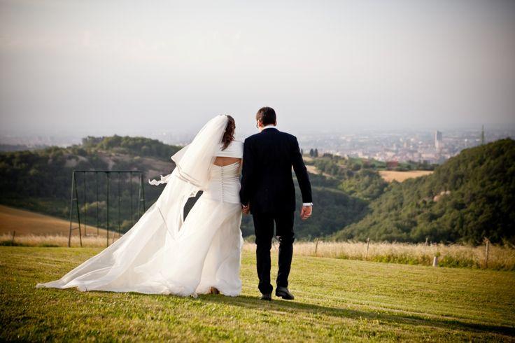 wedding destination bologna # bride # groom # wedding dress #church # italian countryside
