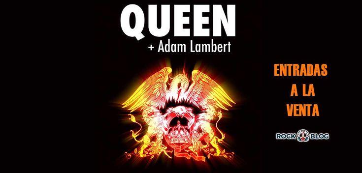 Desde hoy 23 de febrero se ponene a la venta de forma global las entradas para los conciertos de Queen + Adam Lambert en España este 2018 Después de su exitosa gira en Europa y el Reino Unido el pasado noviembre y diciembre de 2017, Queen + Adam Lambert ha confirmado que hará 12 conciertos más en...