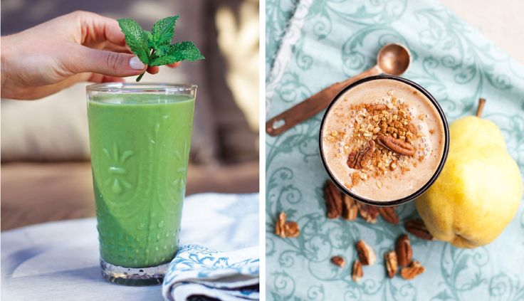 11 Superfood Smoothies Under 300 Calories
