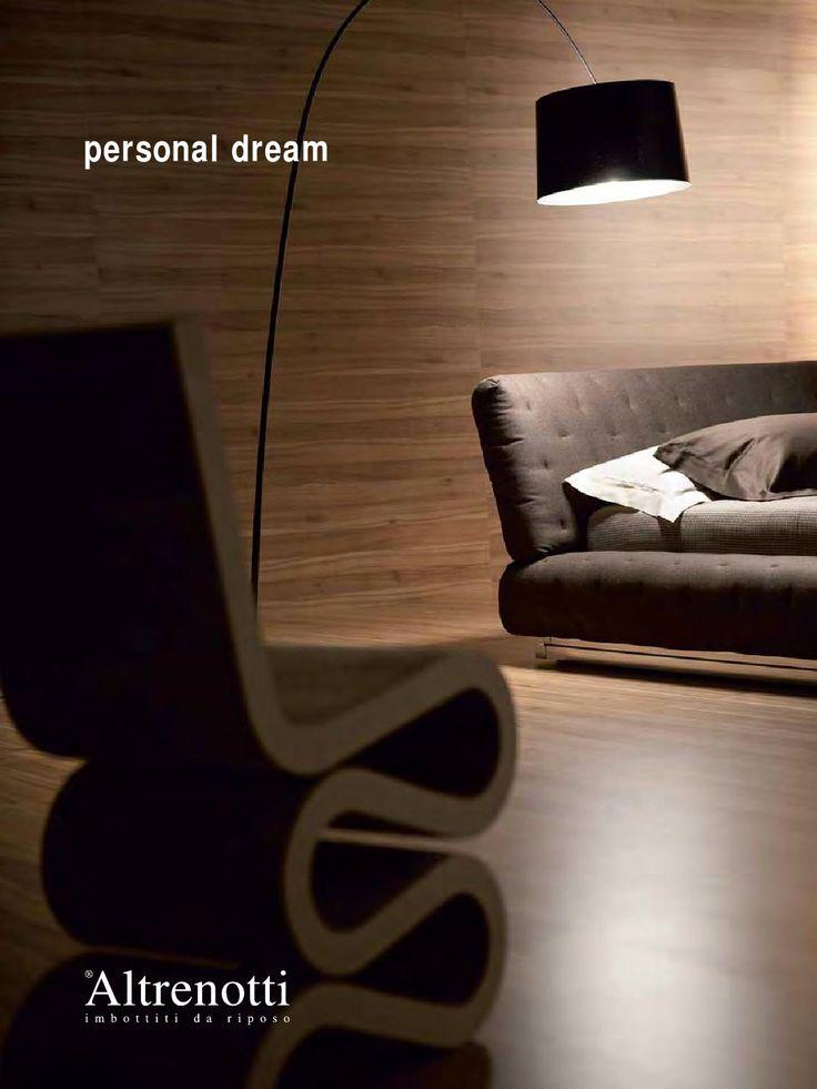 Altrenotti - Personal Dream #каталогКроватей, #ИтальянскиеКровати, #мебельдляСпальни, #купитькровать