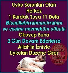 #uyuyamamak #uykusuz #uykusuzluk çekenler bu #dua yı okuyun
