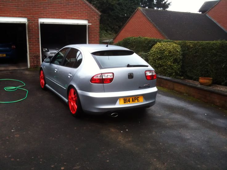 Ape's LCR225 Thread (Getting Back on the Road) - Page 4 - SEAT Cupra.net - SEAT Forum