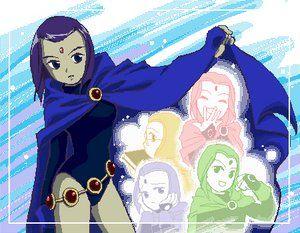 Teen Titans:  We're Raven by ~MakiHosaku on deviantART