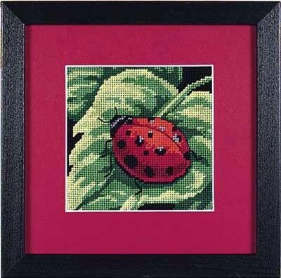 Набор для вышивания Dimensions 7170 Ladybug Божья коровка