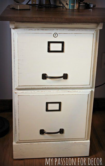 15 filing cabinet makeovers youu0027ve got to see to believe