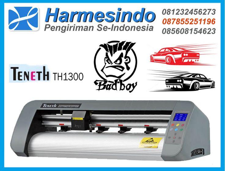 Mesin Cutting Sticker Teneth TH1300