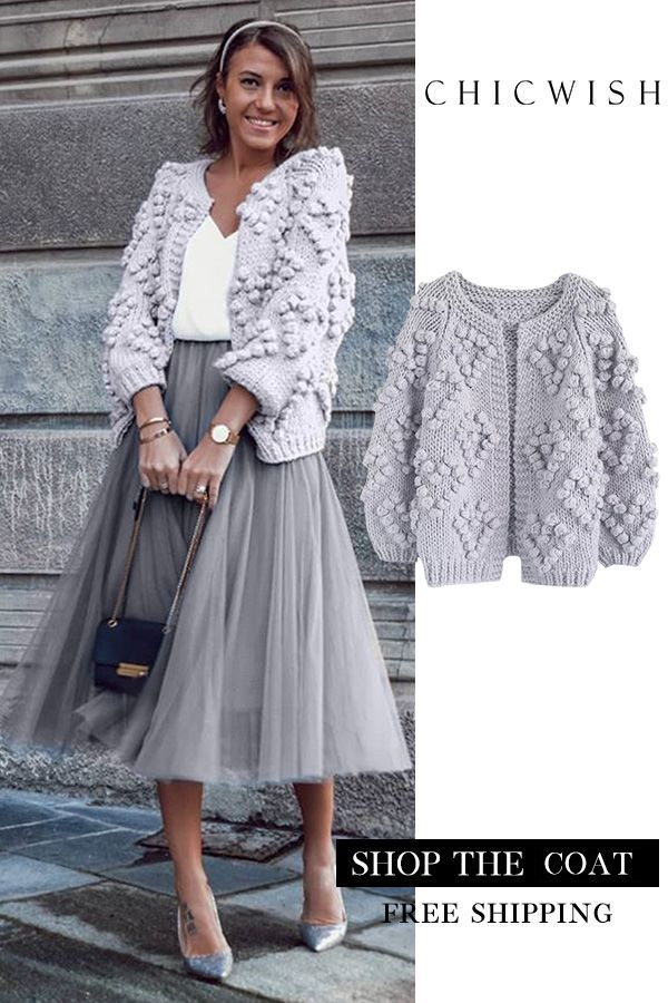 8868c7a8f6455 Free Shipping & Easy Return. Up to 30% Off. Knit Your Love Cardigan ...