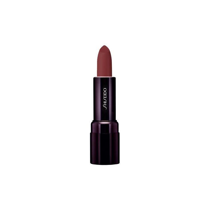 PERFECT ROUGE de Shiseido Un lápiz labial que combina color intenso, textura ultra suave, hidratación perfecta y nutrición extrema durante todo el día.
