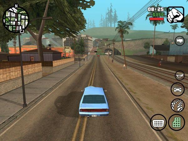 Grand Theft Auto San Andreas Apk V2 00 Full Mod Mega In 2020