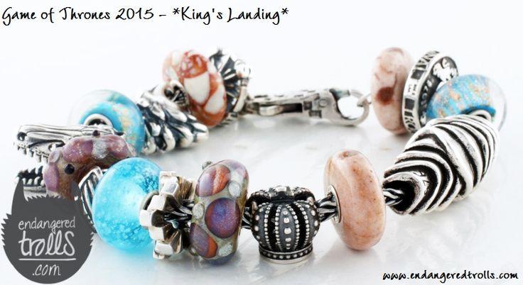 Game of Thrones 2015 Charm Bracelet