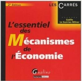 Présentation synthétique de l'économie générale composée de cinq parties : introduction à l'analyse économique ; le travail, l'emploi et le chômage ; le financement de l'économie ; l'inflation ; les interventions de l'Etat dans l'économie.  Cote: 9-4901 LEG