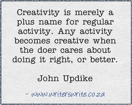 Quotable - John Updike