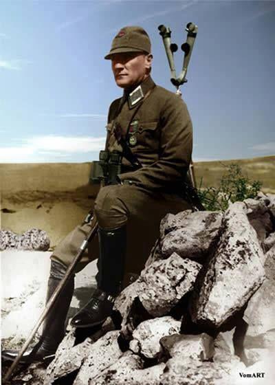 M. K. Atatürk