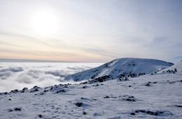 Krkonoše - nejvyšší pohoří Čech. Hlasujte pro něj v zimní soutěži na naší FB stránce a vyhrajte zájezd dle vlastního výběru!