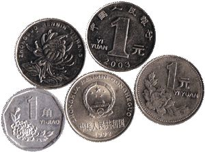 Chinese Currency | chinese_coins.gif